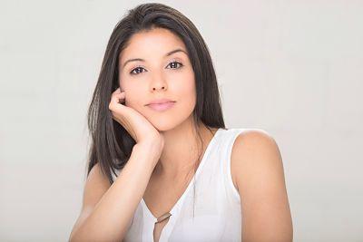 Cantante Lorena Martinez
