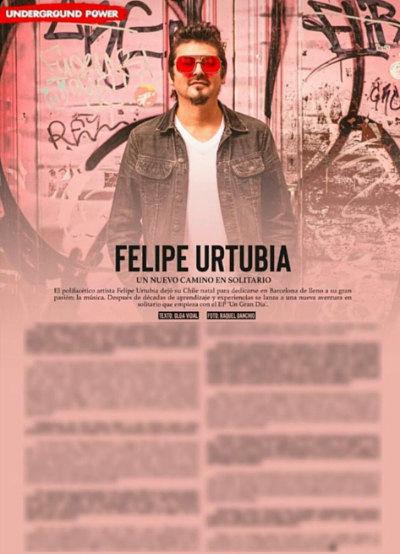 Entrevista Felipe Urtubia